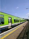 Dockland Station Platform, Dublin
